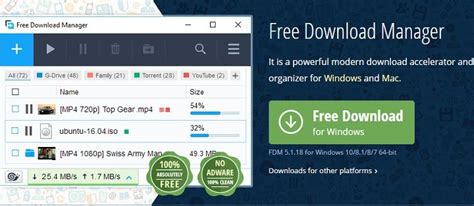 best downloader best windows 10 managers