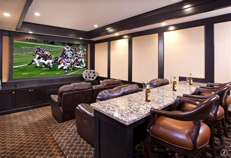 home theatre room design ideas in spain rift decorators