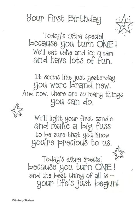 Quotes For 1st Birthday Boy 1000 First Birthday Quotes On Pinterest 1st Birthday