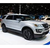 2018 Ford Explorer Release Date Redesign Price