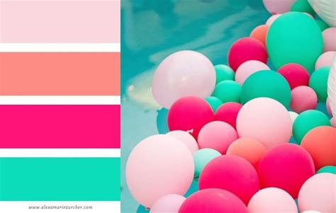 summer colors he and i lifestyle color palettes summer edition