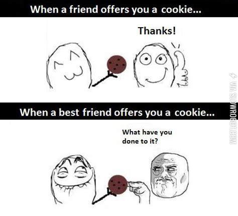 Funny Best Friends Memes - friends vs best friends