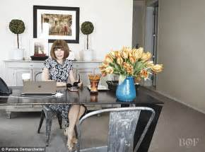 wintour on picking theresa may to in us vogue