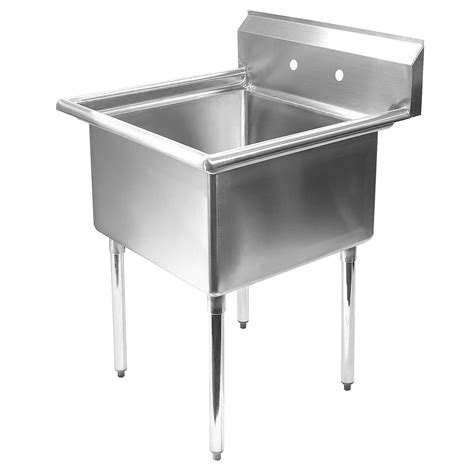 kitchen utility sink stainless steel commercial kitchen utility sink 30 quot wide