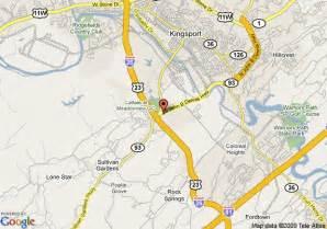 Comfort Inn Nashville Map Of Jameson Inn Kingsport Kingsport