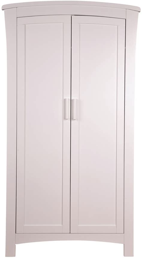 Felix Wardrobe by Sweet Dreams Felix White Wardrobe The Home And Office Stores