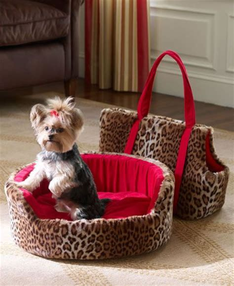 yorkie beds and carriers this is so except the bed the carrier and the bow in the s hair would be