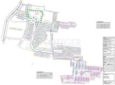 layout plan of ansal api lucknow layout plan image of ansal api sushant city ii for sale