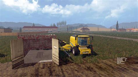 mod game farm village forest village 187 gamesmods net fs17 cnc fs15 ets 2 mods