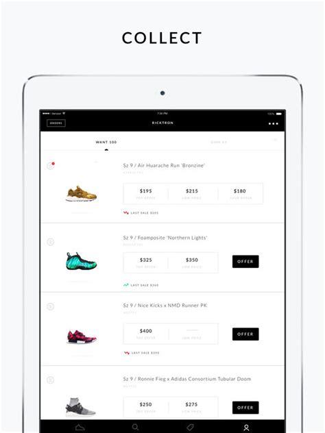 buy sell sneakers goat buy sell sneakers by 1661 inc app appsmenow