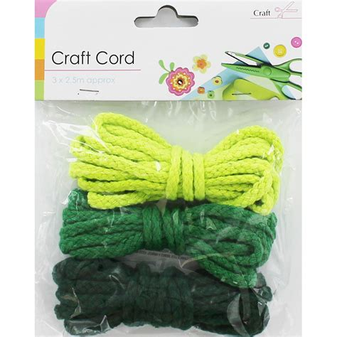Craft Cord - craft cord assorted jewellery kits at the works