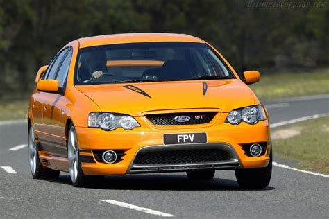 ford bf falcon mkii fpv gt images specifications  information