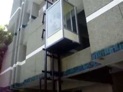home hydraulic lift passenger lift