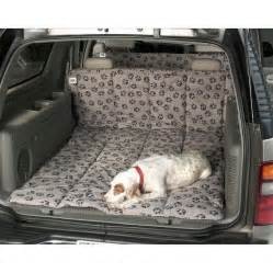Car Seat Cover For Dogs Diy Canine Covers Paw Print Cargo Area Liner Covercraft