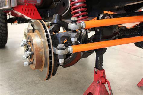 jeep xj wj steering upgrade