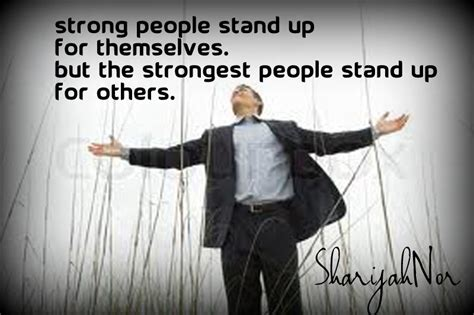 libro stand up for yourself stand up for others quotes quotesgram