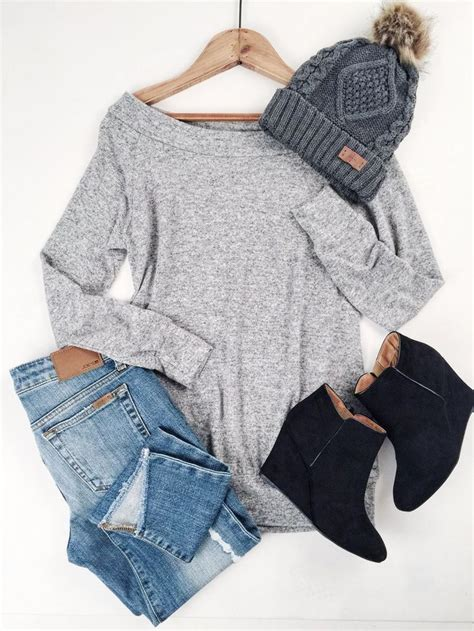 17 best ideas about casual winter on