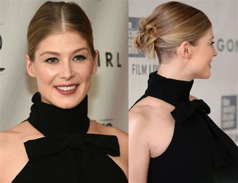 Get The Look: Rosamund Pike's Modern, Cool 'Gone Girl