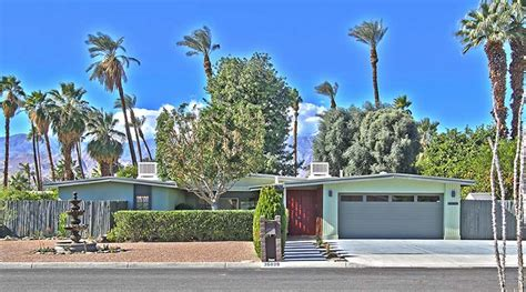 The Garage Palm Springs by Mid Century Home For Sale In Rancho Mirage Ca