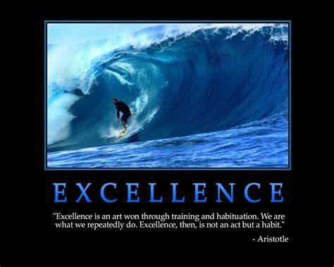excellence quotes quotes about excellence quotesgram
