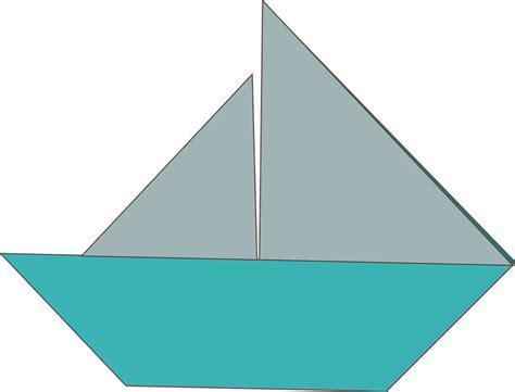origami boat anleitung origami bateau pli 183 images vectorielles gratuites sur pixabay