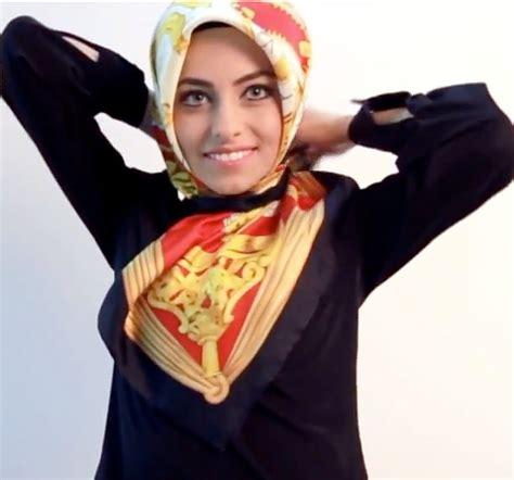 tutorial hijab tanpa peniti menggunakan scarf glitter hijab tutorial segiempat turki tanpa peniti tutorial
