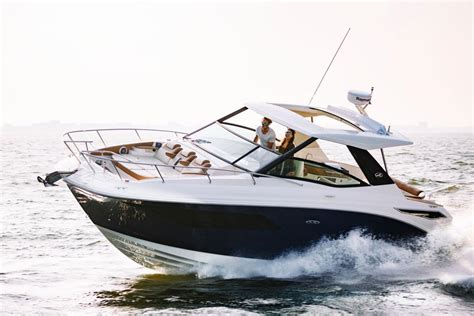 sea ray boat reviews sea ray sundancer 320 party in the back and in the front