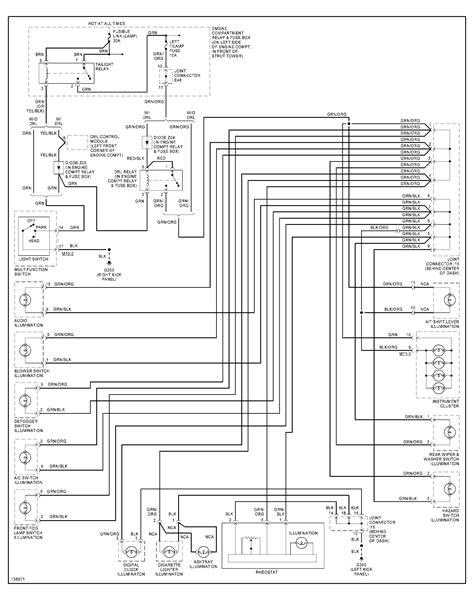 hyundai elantra 2013 back window defroster wiring diagram