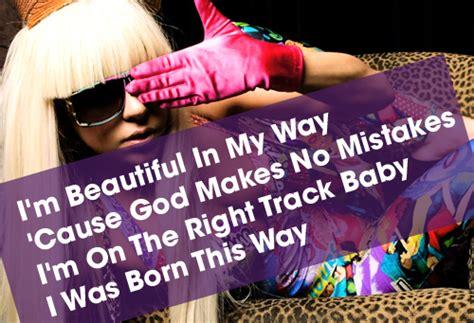 born lady gaga lyrics lady gaga releases born this way lyrics obsessed magazine