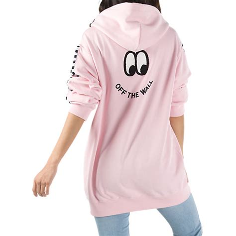 Hoodie Sweater Jumper Vans Of The Wall vans x lazy oaf the wall lazy hoodie shop womens sweatshirts at vans