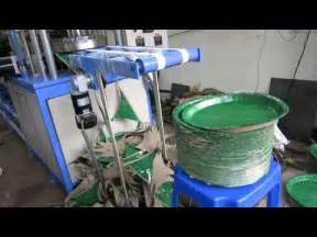 Paper Plate Machine Price - fully automatic paper plate machine
