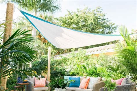 Shaded Patio Plants 5 Diy Shade Ideas For Your Deck Or Patio Hgtv S