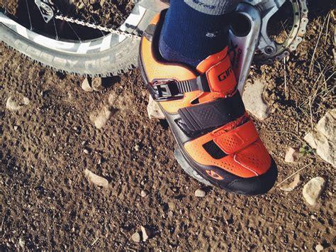 mountain bike shoe review giro terraduro mtb shoe review park city mountain biking