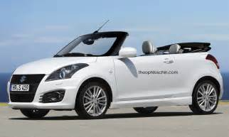 Home Design 3d Gold Edition this suzuki swift convertible rendering leaves us wanting