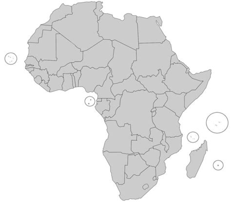 africa map quiz sporcle speaking countries map quiz