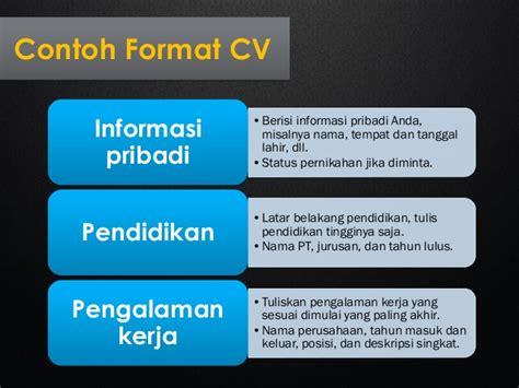 cara membuat resume dari presentasi contoh resume power point
