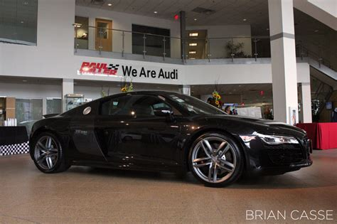 paul miller audi photo stars and cars with paul miller audi brian casse