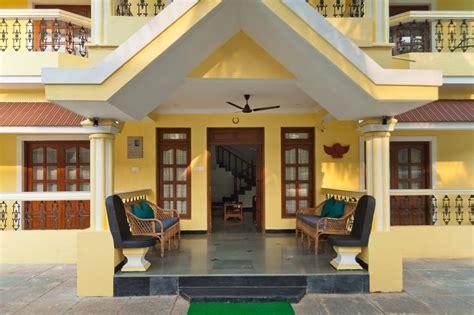 villa  rent  calangute india  shared pool