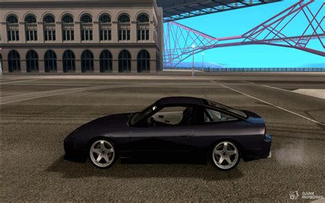 nissan 240sx s13 jdm nissan s13 240sx jdm for gta san andreas