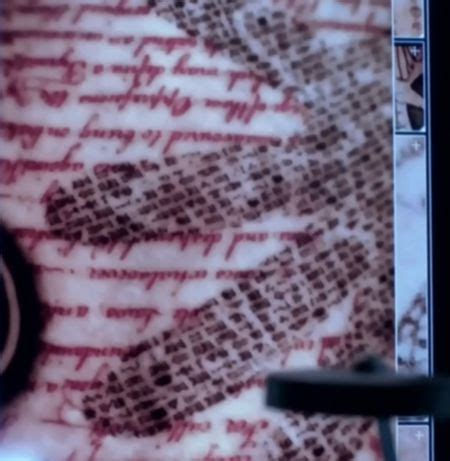Tattoo Hidden Numbers | blindspot can you match jane s tattoo s with the crime
