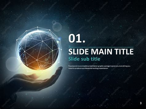 powerpoint themes universe universe ppt goodpello