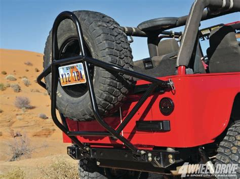 swing down tire carrier 2004 jeep wrangler unlimited genright swing down carrier