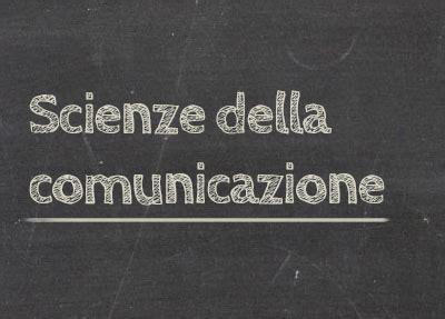 test scienze della comunicazione scienze della comunicazione in difficolt 224 sono sempre