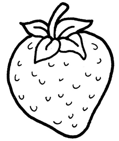 mewarnai buah strawberry murid 17