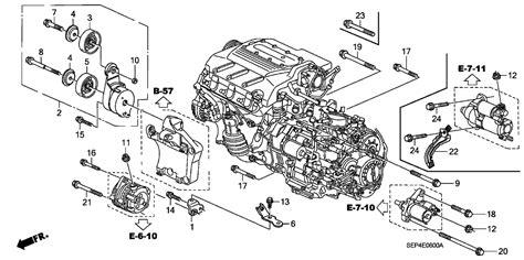 31180 Rca A02 Genuine Acura Pulley Comp Tnsnr