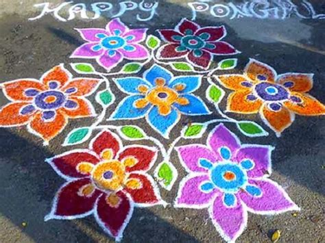 Decoration For Navratri At Home by 15 Best Kolam Rangoli Designs Styles At Life