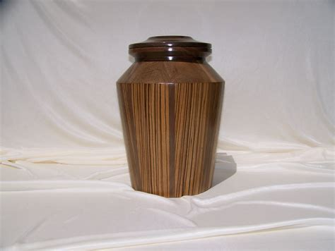 Handmade Wooden Urns - beautiful handcrafted wood cremation urns by arizona urns