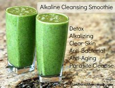 Alkaline Detox Cleanse by 1000 Ideas About Smoothie Cleanse On Green