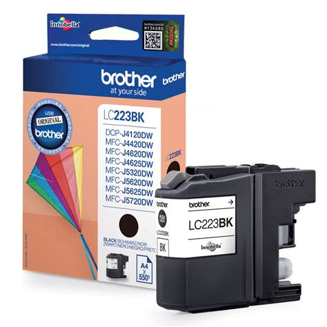 resetter brother lc 223 brother lc223 innobella ink ink cartridge black single