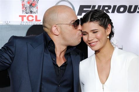 vin diesel relationships paloma jimenez is in relationship with vin diesel and